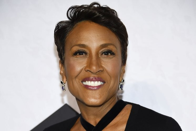 Robin Roberts signs movie deal with Lifetime