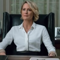 Patricia Clarkson: Robin Wright 'led charge' to save 'House Of Cards'