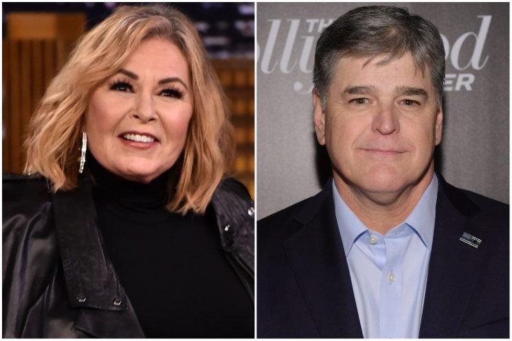 Fox News' Sean Hannity to interview Roseanne Barr
