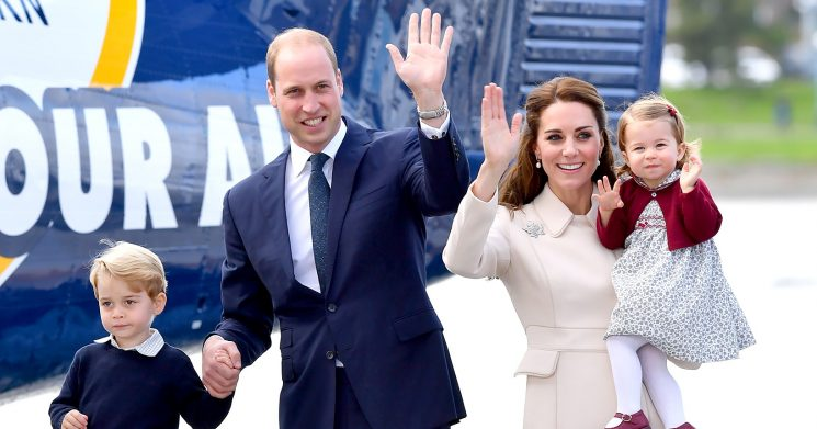 Prince William, Duchess Kate's Sweetest Moments With Their Kids
