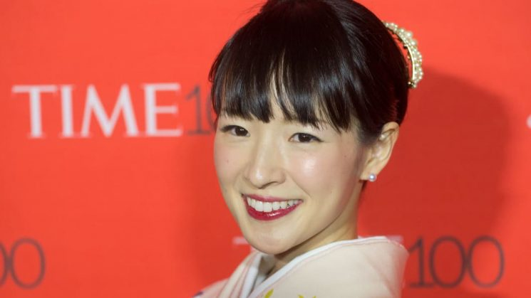 Decluttering Queen Marie Kondo Is Now Selling Tiny Boxes
