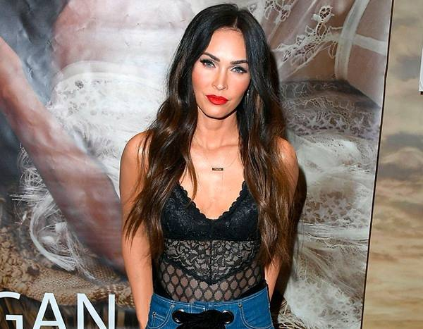 Megan Fox Shares Rare Photo of Son Journey River Green