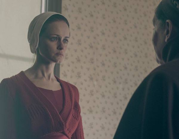 The Handmaid's Tale and the Power of a Look