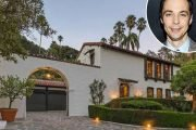 Go Inside Jim Parsons' $9 Million Los Angeles Mansion