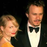 Heath Ledger's Dad Comments on Michelle Williams' Secret Marriage
