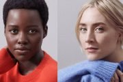 Lupita Nyong'o and Saoirse Ronan Star in Calvin Klein's New Perfume Ad