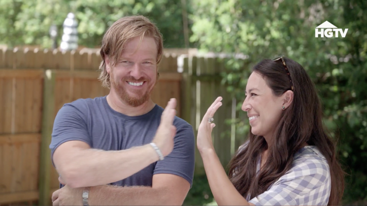 Chip and Joanna Gaines Just Did the Coolest Thing for the Writer Who Criticized Their Parenting