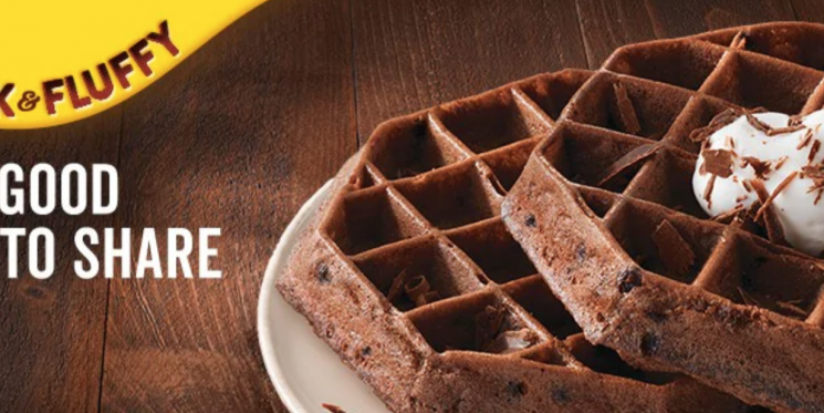 Eggo Came Out With A New Chocolate Waffle and It's Stuffed With Chocolate Chips
