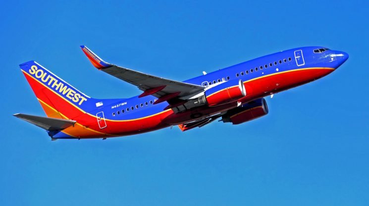 Southwest Airlines Is Getting Rid of Peanuts on All of Its Flights