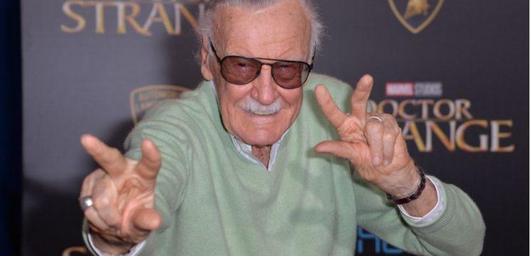 Stan Lee Drops Billion-Dollar POW! Lawsuit