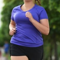 Being fat won't kill you: study
