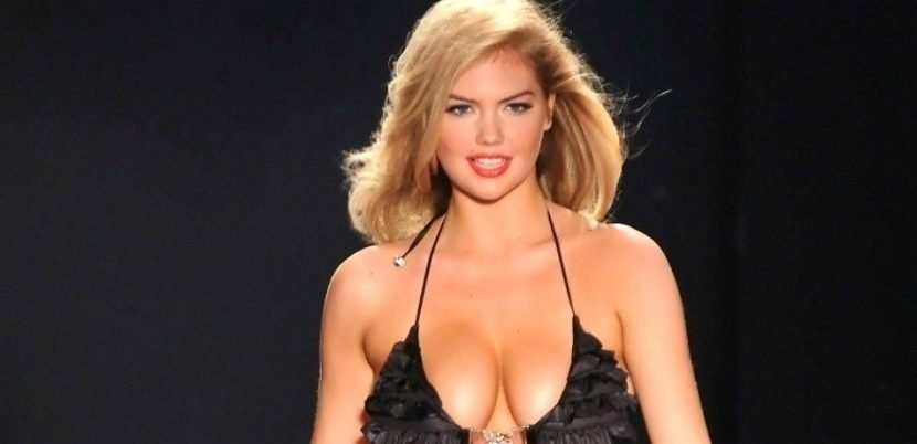 Kate Upton's Bikini Diet And Workout Secrets Include Lifting Heavy Weights