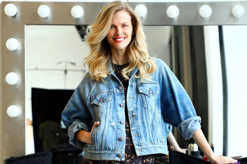 Brooklyn Decker Reveals the One Store She Shops for 'Mom-Friendly' Washable, Affordable (& Still Cute) Clothes
