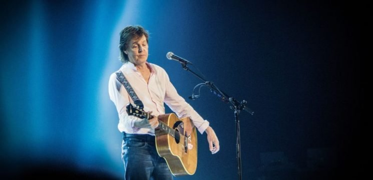 Paul McCartney Sends Fans Into Frenzy After Recreating This Iconic Beatles Moment
