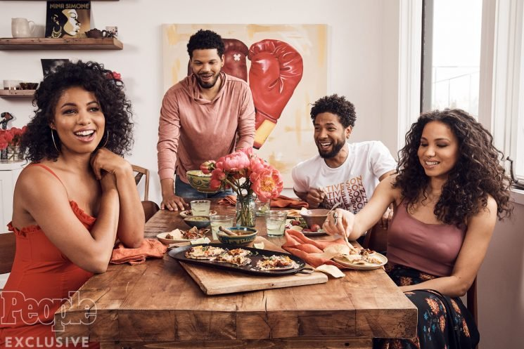 From Actors to Cookbook Authors: How the Smollett Siblings Are Breaking Into the Food World