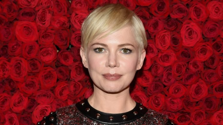 Michelle Williams & Stealth Husband Are Blended Family Goals