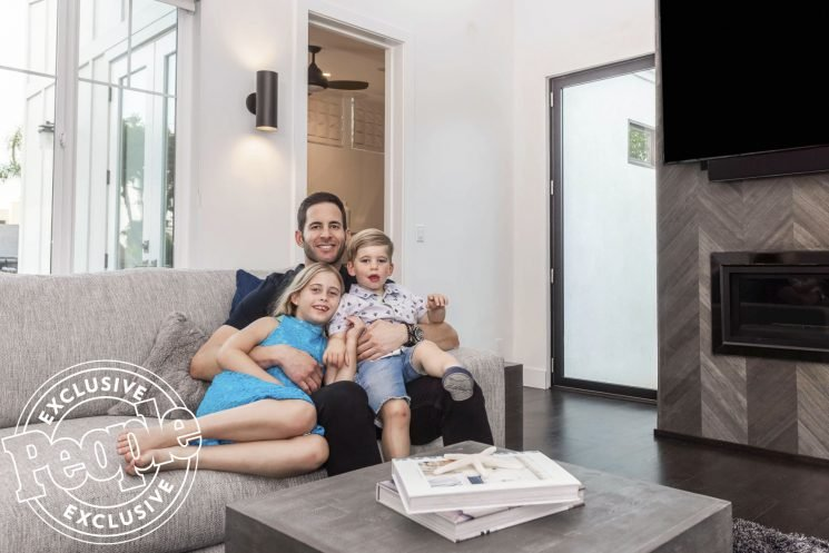 Flip of Flop's Tarek El Moussa Shows Off His New Bachelor-Dad Pad — 2 Blocks from Ex Christina