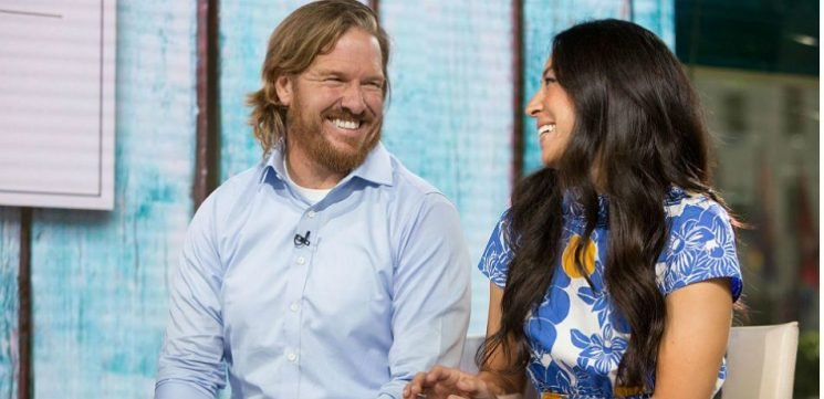 'Fixer Upper' Star Shares Sweetest Photo Ever Of Baby Crew On Instagram And Fans Go Wild