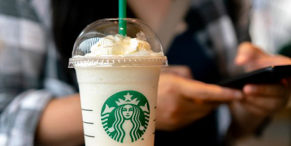 Starbucks Created Two New Drinks That Are the Definition of Extra