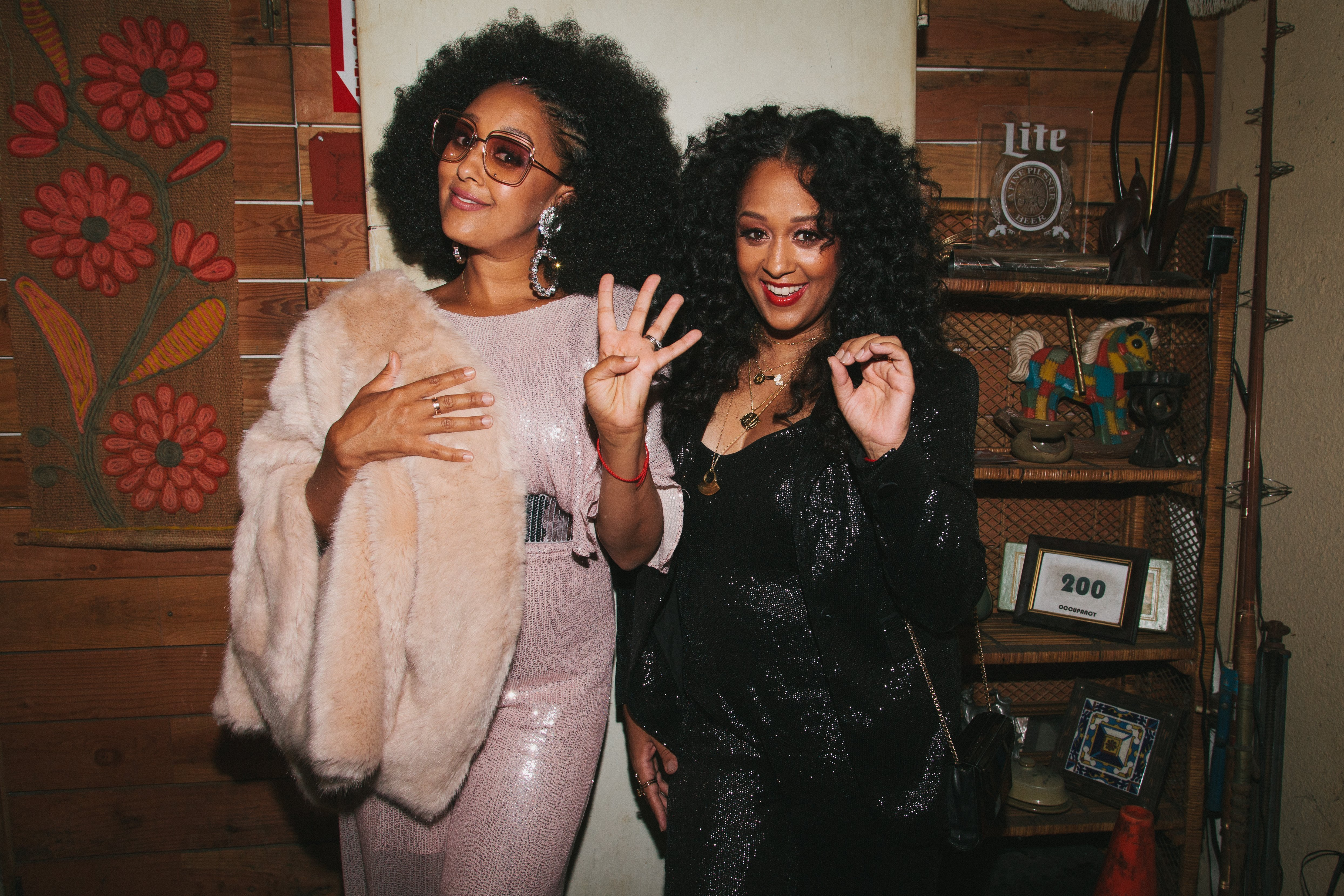 Inside Tia Mowry-Hardrict And Tamera Mowry-Housleys 70S -1586