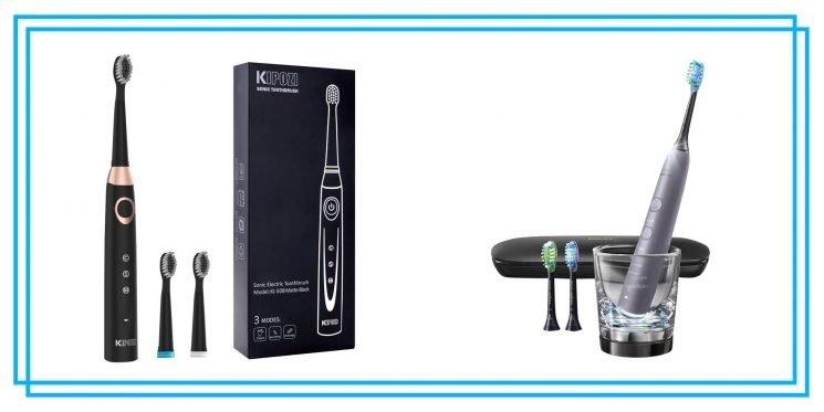 The 7 Best Electric Toothbrushes You Can Buy, According To Amazon Reviews