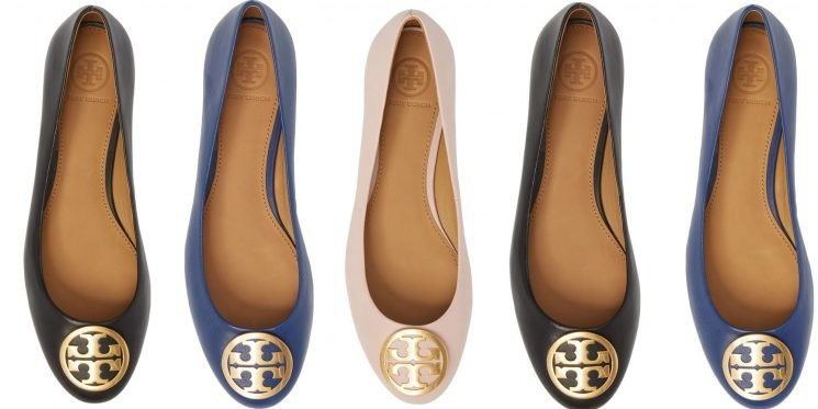 Can You Believe?! These Classic Tory Burch Flats Are $84 Off at the Nordstrom Anniversary Sale