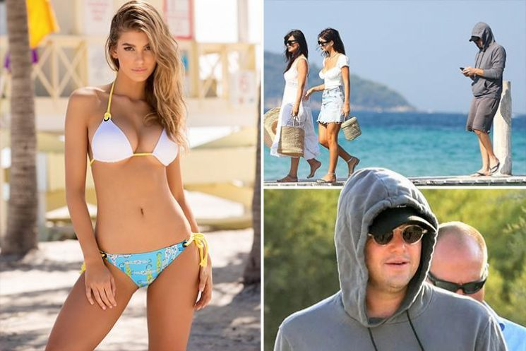 Camila Morrone wows in white dress on date with Leonardo DiCaprio and her mum