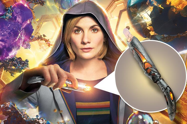 Fans claim the new Doctor's redesigned sonic screwdriver resembles a 'sex toy'