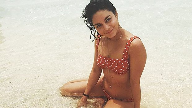 Vanessa Hudgens: 5 Sexy Swimsuits She Wore On Her Epic Beach Vacation — Pics From Her Trip