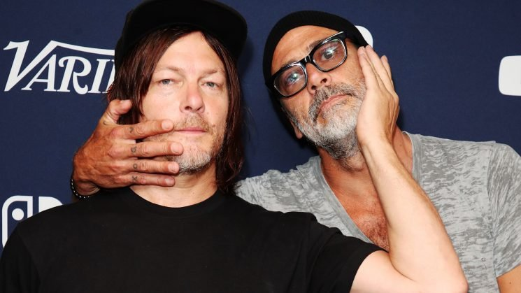 'The Walking Dead's' Jeffrey Dean Morgan and Norman Reedus on Andrew Lincoln's Exit: 'He Is The Leader of This Show'
