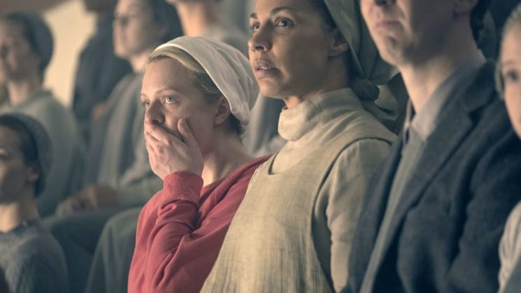 'The Handmaid's Tale' Wine Hit With Social Media Backlash & Is Quickly Canceled