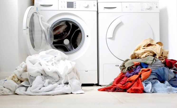 Mom Shares Warning After Toddler Gets Trapped in Washing Machine