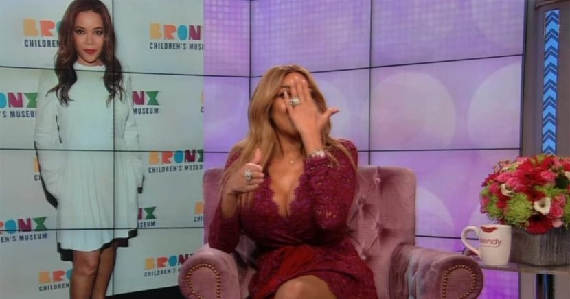 Wendy Williams Breaks Down In Tears Over Racism In America: 'Why Are We Still Dealing with This?'