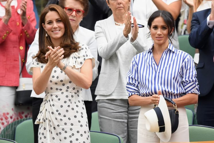 Meghan & Kate Stun in Chic Wimbledon Looks — and You Can Score Them for Less!