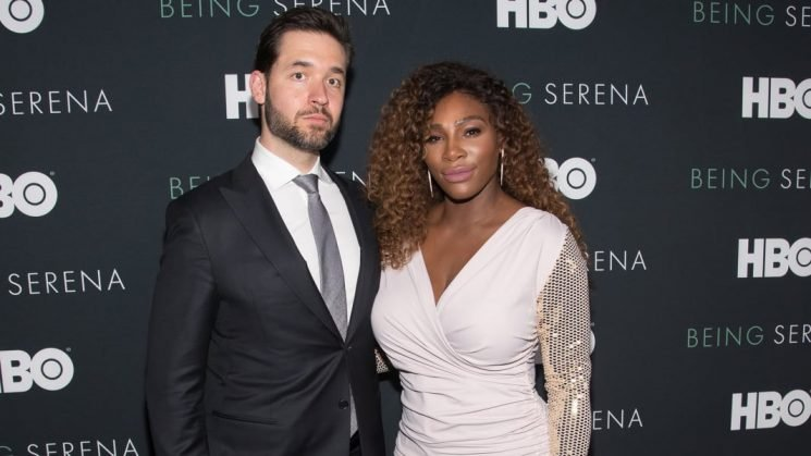 Serena Williams Wanted Italian Food, so Her Husband Flew Her to Italy to Get Some