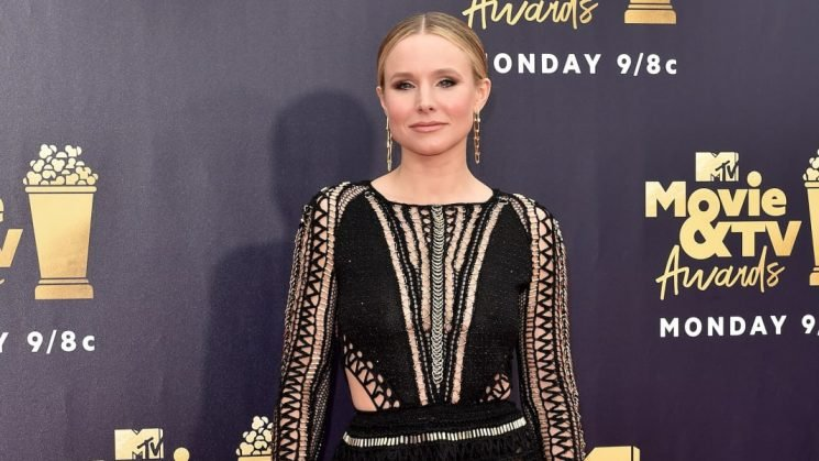 Kristen Bell Is in 'Love' With a Man Who Is Not Her Husband