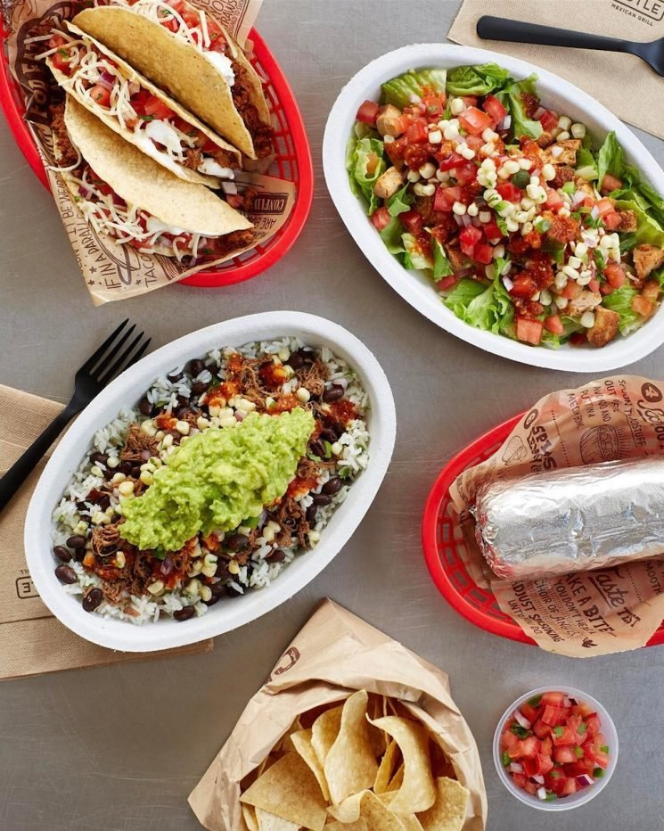 Chipotle Reopens Ohio Restaurant After Over 100 Reported Illnesses from Customers