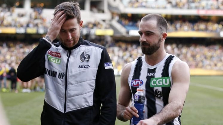 Howe out, but Buckley confident Pies will stay strong