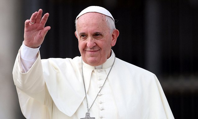 Warning of infection risk for 500,000 at Papal Mass in Ireland