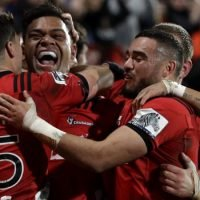 Crusaders show killer instinct to beat Lions and win ninth Super title