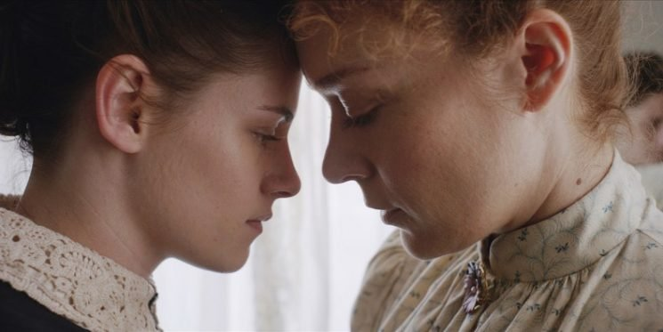 See Chloë Sevigny and Kristen Stewart As Lovers in the New Lizzie Trailer