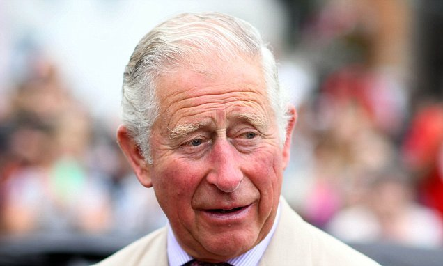 Prince Charles praises the people of Salisbury