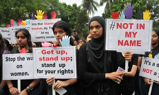 Pregnant woman is gang-raped by eight men in India
