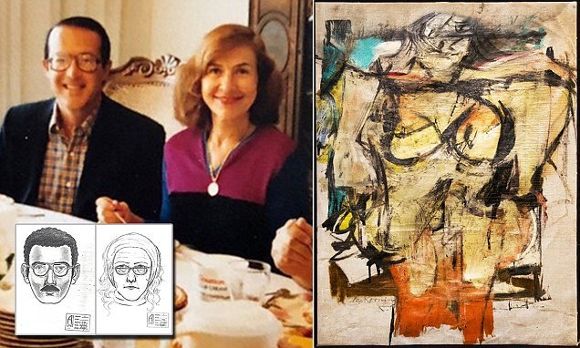 Married couple may have been thieves who stole $160million painting
