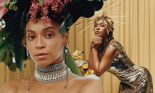 Beyonce had a c-section and weighed 218lbs when gave birth to twins