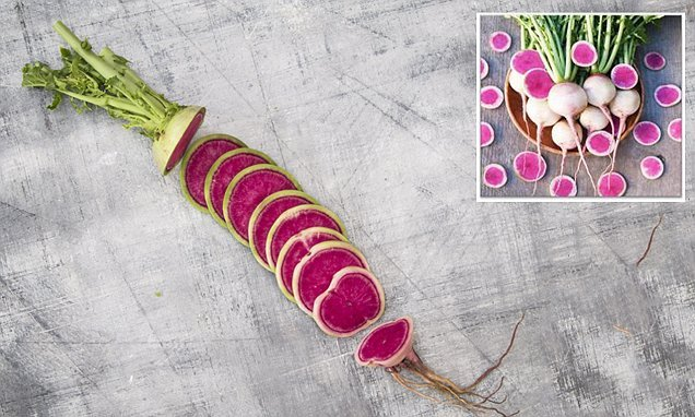 M&S launches Instagram-friendly WATERMELON pink radishes