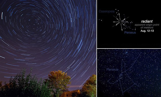 How to see this year's best meteor shower: Perseids peak this weekend