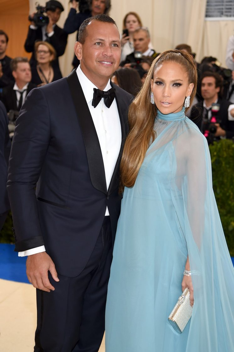 Alex Rodriguez Cleared Up Those Jennifer Lopez Engagement Rumors Once & For All