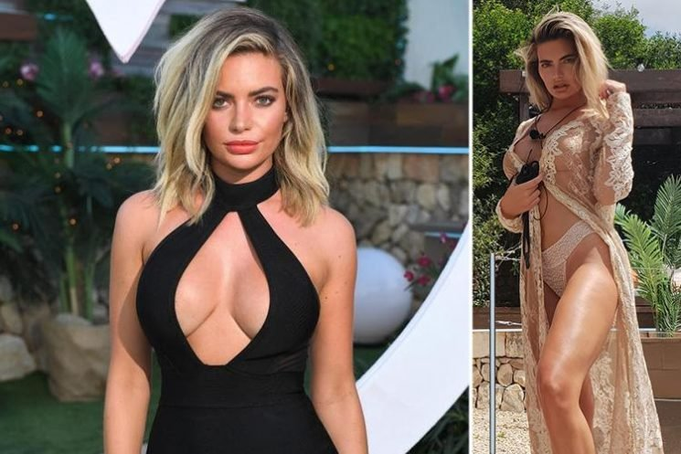 Love Island's Megan says women should be able to do what they want with their bodies after escort past revealed