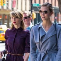 Karlie Kloss and Taylor Swift Debunk Feud Rumors by Reuniting at Nashville Show